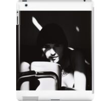 Black and White Film III iPad Case/Skin