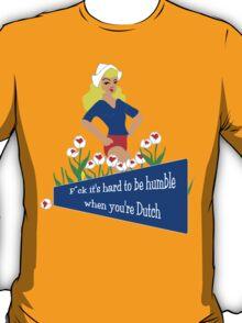 Blunt Blonde Dutch Tee T-Shirt