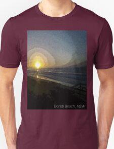 Bondi Beach Sunset T-Shirt