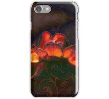 Flaming Ranuncula iPhone Case iPhone Case/Skin