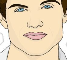 Daniel Sharman Sticker