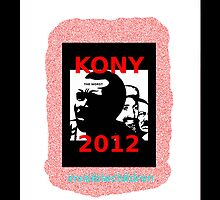 KONY 2012 Stop the Madness by Geisel Ellis