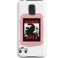 KONY 2012 Stop the Madness Samsung Galaxy Case/Skin