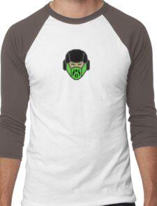 MK Ninjabot Reptile Men's Baseball ¾ T-Shirt