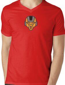 MK Ninjabot Cyrax Mens V-Neck T-Shirt