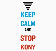 Keep Calm And Stop Kony Unisex T-Shirt