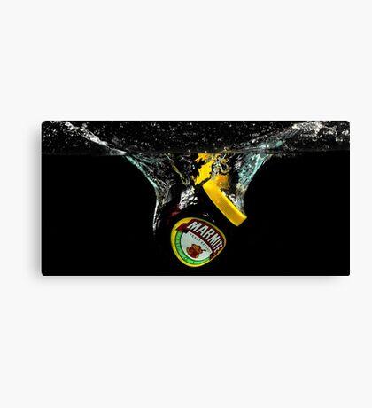 Love it or Drown it! Canvas Print