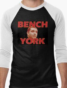 Bench York Men's Baseball ¾ T-Shirt