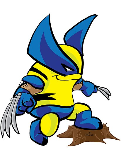 Wolverbean by SEspider