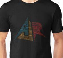 AJR typography - Brighter Default Colours Unisex T-Shirt
