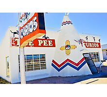 Route 66 Tourist Trap Photographic Print