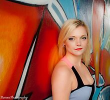 Amber Graffiti again by MattReeves
