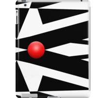 Red Ball 27 iPad Case/Skin