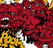 No Room left In Hell Sticker