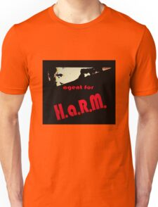 Agent for H.A.R.M. tee T-Shirt