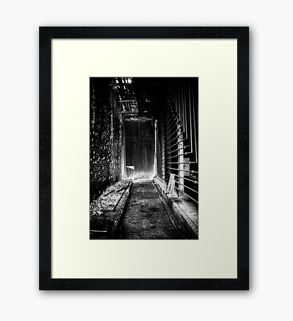 Day Fifty-Six Framed Print
