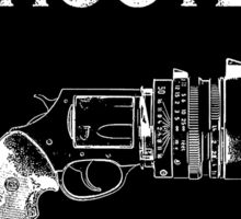 The shooter Sticker