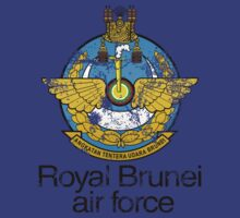 Royal Brunei Air Force by Confundo
