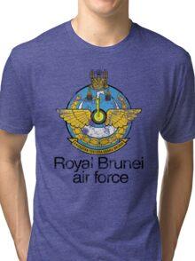 Royal Brunei Air Force Tri-blend T-Shirt