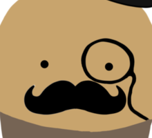 English Muffin Sticker