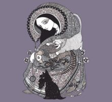The Crone Tee by Anita Inverarity