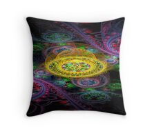 Julia Park Throw Pillow