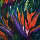 Bird of Paradise by Anita Wann