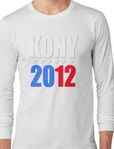 Kony 2012 Long Sleeve T-Shirt