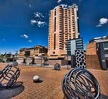 Adelaide Riverbank precinct by RickyC