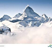 Mount Assiniboine, Canada by jordancantelo
