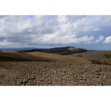 Tuscan Earth Photographic Print