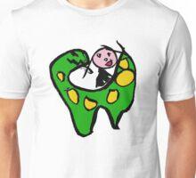 Dinosaur Rider Unisex T-Shirt