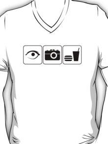 I Photograph Food T-Shirt