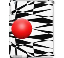 Red Ball 18 iPad Case/Skin