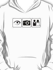 I Photograph Weddings T-Shirt