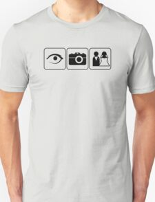 I Photograph Weddings T-Shirt