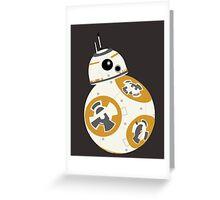 BB-8 Greeting Card