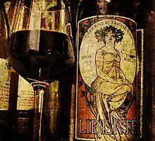 Red, Red Wine by Jennifer Rhoades
