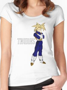 Trunks Women's Fitted Scoop T-Shirt