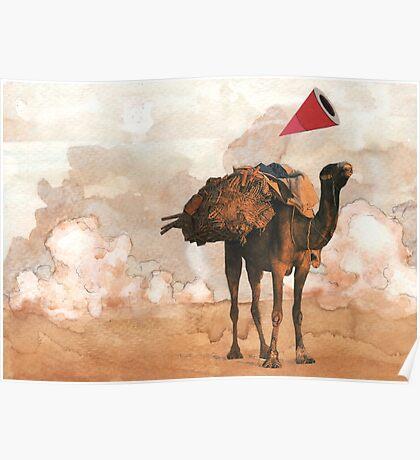 Across the Desert Poster