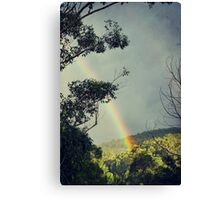 I can see clearly Canvas Print