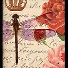 Dragonfly 2 by Norella Angelique