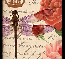Dragonfly 2 by Norella Angelique