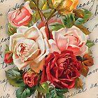 Bella Rose 1 by Norella Angelique
