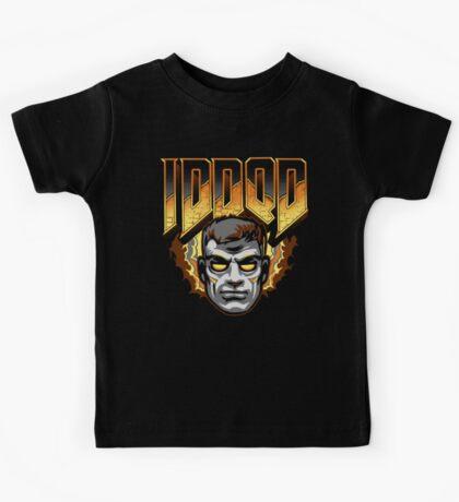 IDDQD - GOD MODE Kids Clothes
