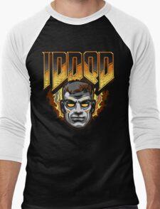 IDDQD - GOD MODE Men's Baseball ¾ T-Shirt