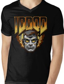 IDDQD - GOD MODE Mens V-Neck T-Shirt