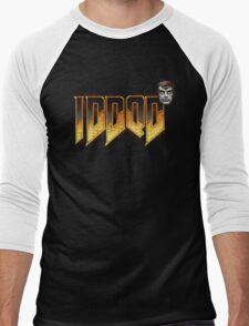 IDDQD GOD MODE 2 Men's Baseball ¾ T-Shirt