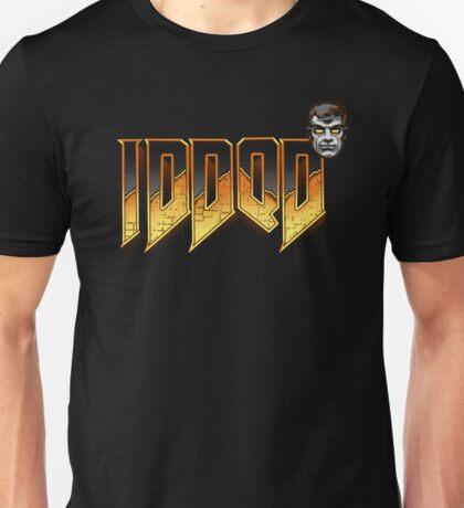 IDDQD GOD MODE 2 Unisex T-Shirt