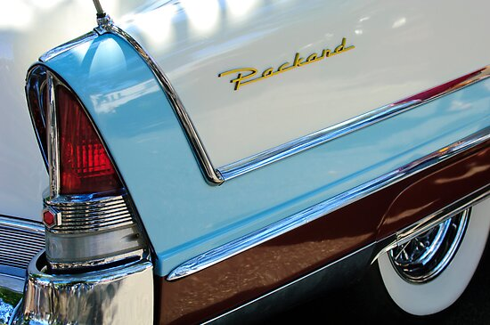 Packard Taillight by Jill Reger